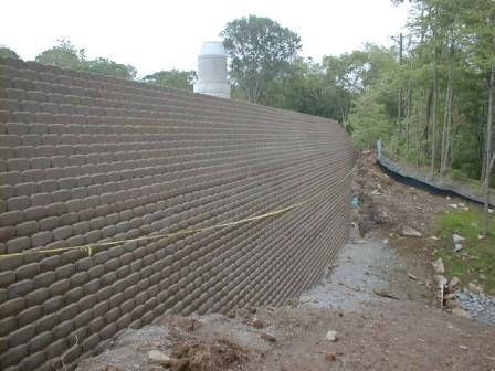 Retainingwallexpert Com Reinforced Soil Slope At Lowes